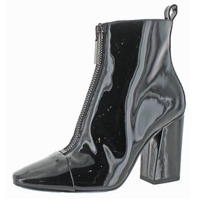 NWOT Kendall & Kylie Raquel 3 Patent Ankle Boot